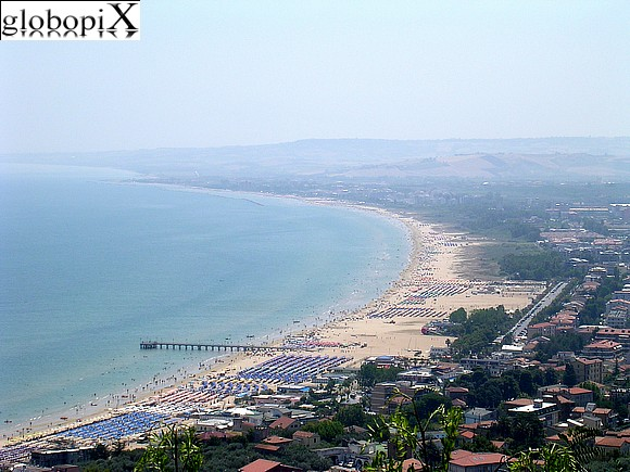 Vasto - Coastal Panorama