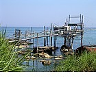 Photo: Coast of the Trabocchi