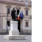 Photo: Monument to Ovidio on Piazza XX Settembre
