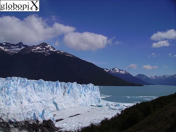 Visitare la patagonia perito moreno