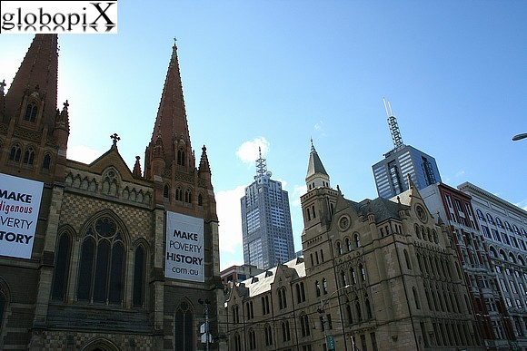 Melbourne - Melbourne - St. Paul's Cathedral