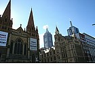 Foto: Melbourne - St. Pauls Cathedral