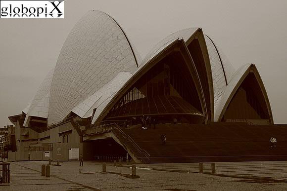 Opera House di Sydney