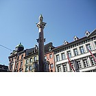 Photo: Colonna nel centro di Innsbruck