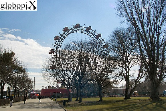 Wien - Panoramic wheel - Prater