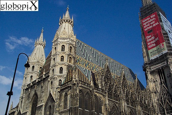 Wien - St. Stephan Cathedral