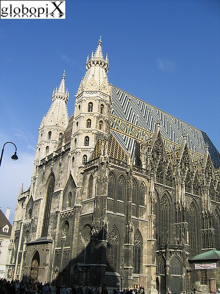 Wien - St. Sthphan Cathedral