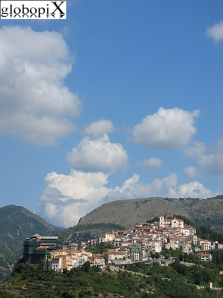 Rivello - Panorama di Rivello