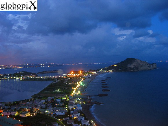 Campi Flegrei - Capo Miseno at night