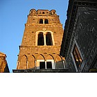 Photo: Campanile of the Cattedrale di Casertavecchia
