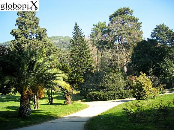 photo reggia di caserta giardino inglese globopix