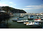 Photo: The small port of Lacco Ameno