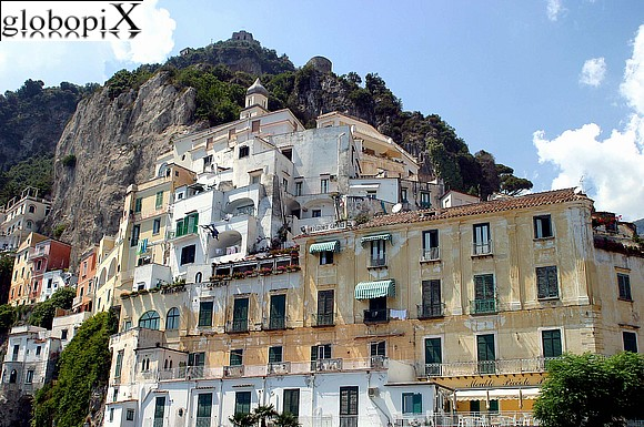 Amalfi - Panorama of Amalfi