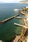 Photo: View of Sorrentos marina.