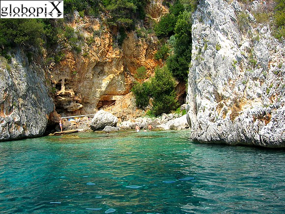 Cilento - The Cilento's ragged coast