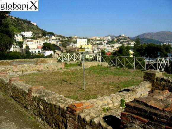 Foto Campi Flegrei Villa Dellambulatio Terrazza Superiore