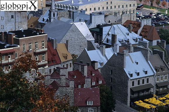 Quebec - Case a Quebec City