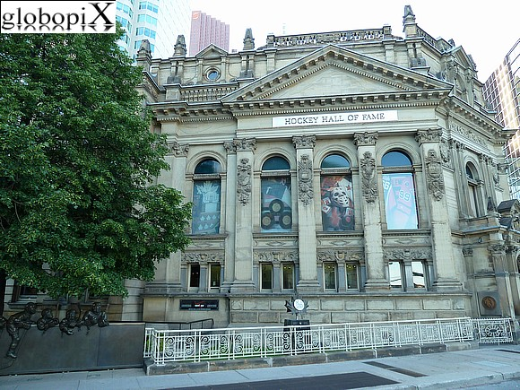 Toronto - Hockey Hall of Fame