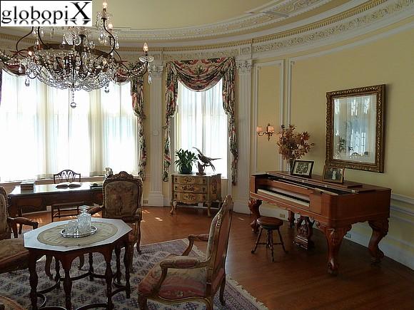 Foto toronto interni di casa loma globopix for Foto case interni