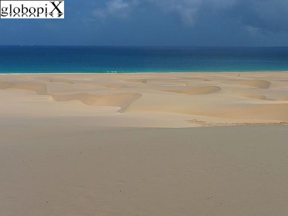 Capo Verde - Spiaggia di Chavez