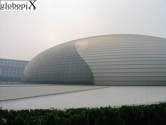 Beijing - National Grand Theatre
