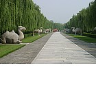 Photo: Ming Tombs - The Sacred Way