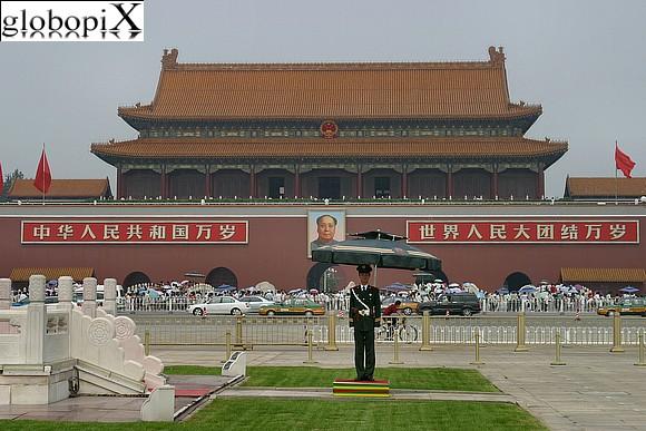 Piazza Tienanmen  Cosa vedere a Pechino