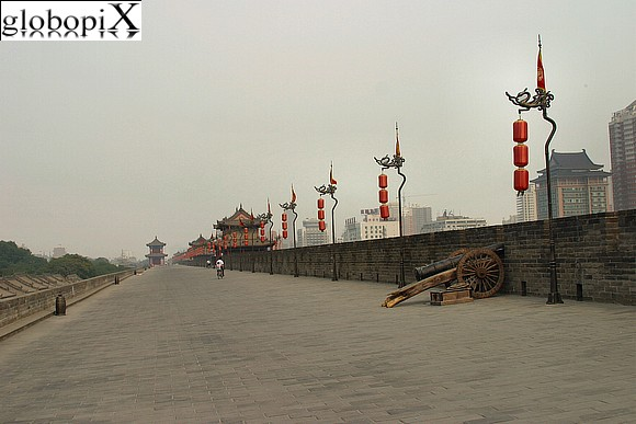 Xian - The City Wall