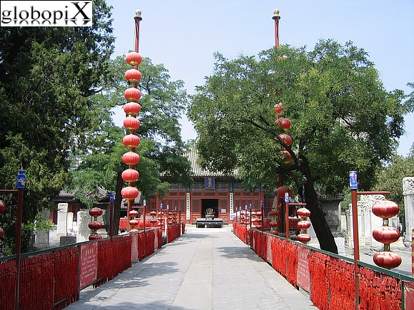 Beijing - The Dongyue Temple