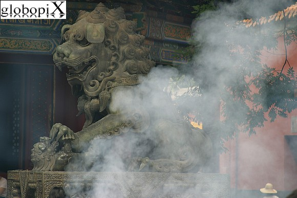 Beijing - The White Cloud Temple