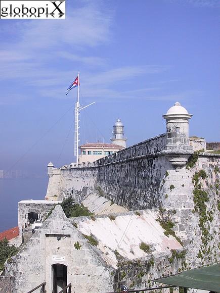 Faro del Castillo del Moro