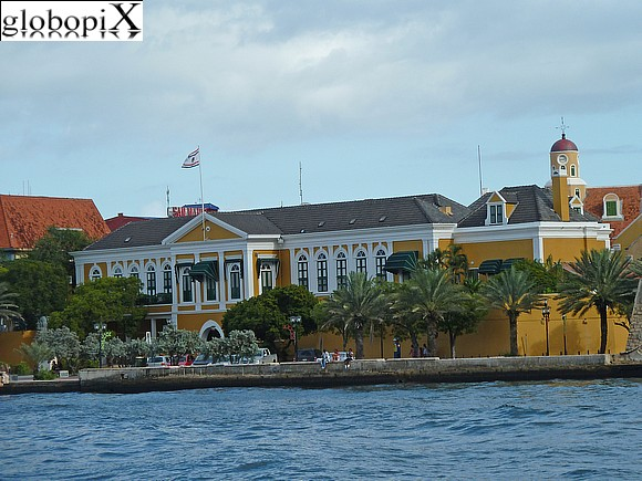 Curacao - Fort Amsterdam