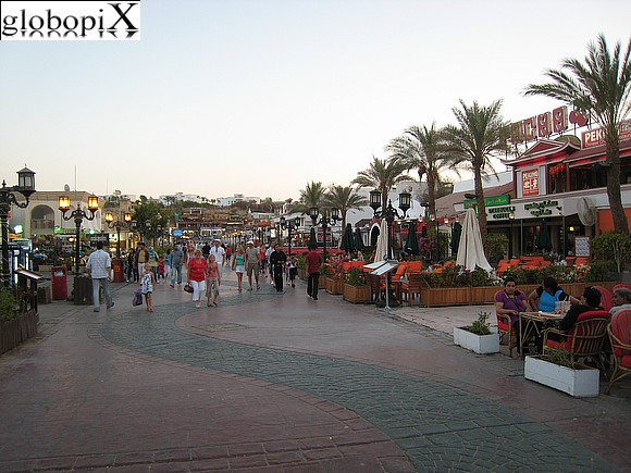 Sharm el-Sheikh - Naama Bay
