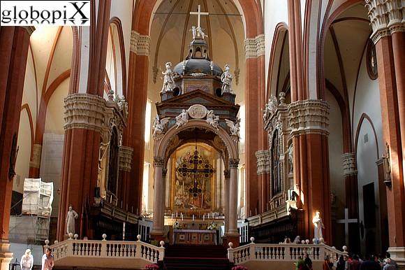 Foto Bologna Basilica S Petronio 4 Globopix