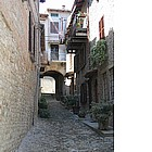 Photo: CastellArquatos passages