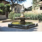 Photo: Fountain in the Roccas garden