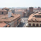 Photo: View from Castello Estense