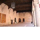 Photo: Loggia del Castello Estense