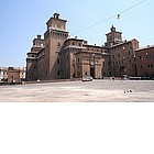 Photo: Castello Estense