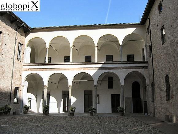 Foto piacenza loggiato di palazzo farnese globopix for Cortile della campagna francese