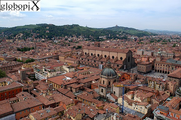 Bologna - Panorama of Bologna