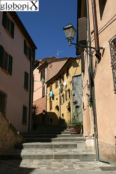 Santarcangelo - Roads of the Medieval Borough