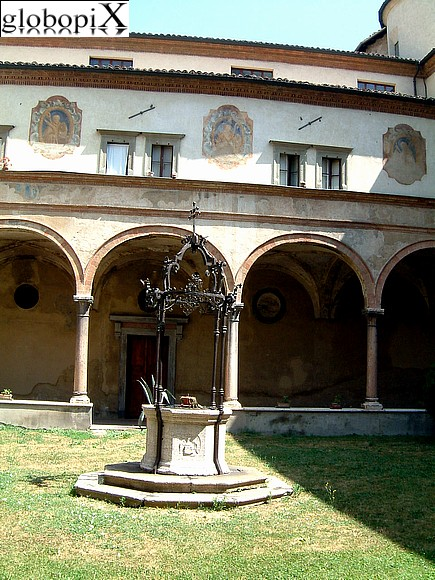 Parma - S. Giovanni's second cloister
