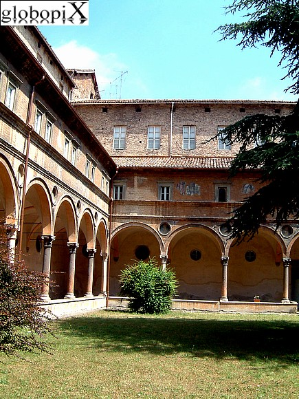 Parma - S. Giovanni's third cloister