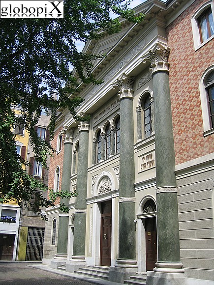 Modena - Synagogue