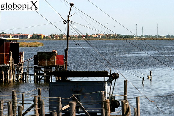 Comacchio - The Comacchio valleys