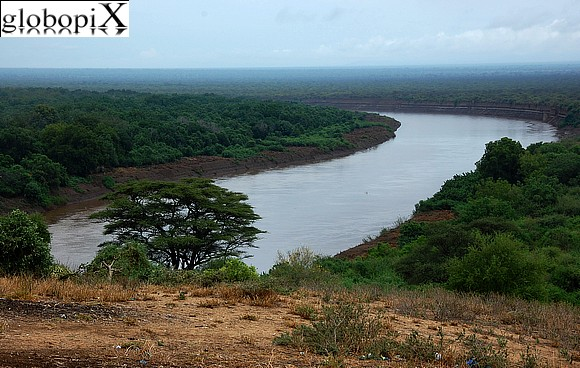 Tour Etiopia - Omo River