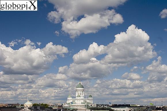 Helsinki low cost panorama di helsinki