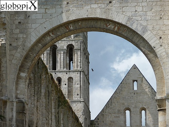 Normandy Tour - Abbazia di Jumieges