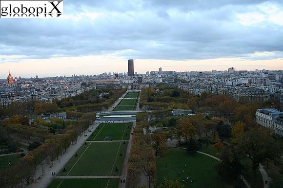 Clicca sulla foto per aprire la gallery su Parigi!